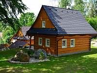 Srub k pronájmu - dovolená Jihlavsko rekreace Lomy