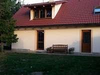 Chalupa k pronájmu - dovolená Jižní Čechy rekreace Zvíkovské Podhradí