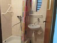 koupelna - chalupa k pronájmu Zvíkovské Podhradí