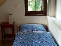 ložnice - chalupa k pronájmu Zvíkovské Podhradí