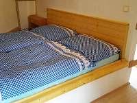 ložnice - chalupa ubytování Zvíkovské Podhradí