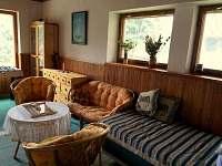 ložnice-pokoj v přízemí