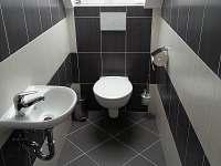 Byt hnědý - samostatné WC