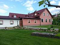 Rekreační dům na horách - okolí Jarošova nad Nežárkou