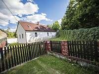 Chalupa k pronajmutí - Suchdol u Kunžaku Jižní Čechy