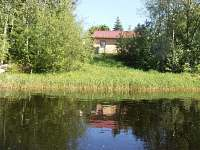 bungalov u jezera