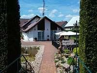 Pohled na apartmán č. 1 a 2 - ubytování Jindřichův Hradec - Otín