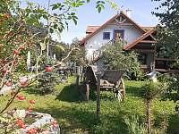 ubytování s venkovním bazénem Jižní Čechy