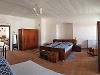 Tvrz Čepřovice - chalupa ubytování Čepřovice - 9