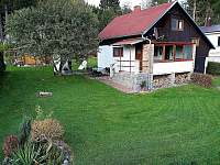 Chata Honza Lojzovy Paseky - ubytování Frymburk - Lojzovy Paseky