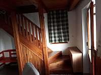 do padkroví - chata ubytování Frymburk - Lojzovy Paseky