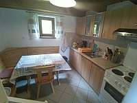 kuchyň - Frymburk - Lojzovy Paseky