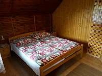 manž. postel. ložnice 3 os. - chata k pronajmutí Frymburk - Lojzovy Paseky