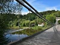 Chata u řeky Lužnice (pod Stádleckym mostem 1) - chata k pronajmutí - 20 Dobřejice