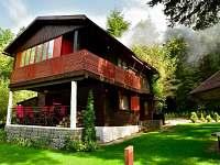 Chata u řeky Lužnice (pod Stádleckym mostem 1) - chata ubytování Dobřejice - 2