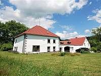 Chalupa k pronájmu - dovolená Koupaliště Prachatice - Hulák rekreace České Chalupy