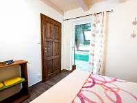 AP2 ložnice 2 - apartmán ubytování Mnišek