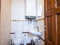 AP2 wc - apartmán k pronajmutí Mnišek