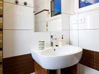 AP3 koupelna - pronájem apartmánu Mnišek