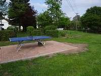 stolní tenis - Mnišek