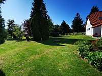 zahrada - Mnišek