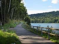 Cyklostezky u Lipna - Frymburk - Posudov