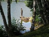 Lipenská víla - chata k pronájmu Frymburk - Posudov