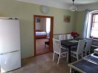 kuchyně s jídelnou - Písečné nad Dyjí