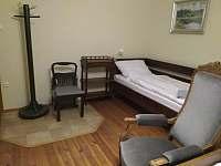 ložnice 2 - rekreační dům k pronajmutí Písečné nad Dyjí