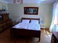 ložnice 2 - Písečné nad Dyjí
