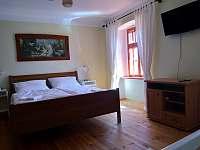ložnice 2 - pronájem rekreačního domu Písečné nad Dyjí