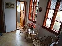 veranda - rekreační dům k pronájmu Písečné nad Dyjí