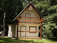 Chata k pronajmutí - dovolená  Staňkovský rybník rekreace Staňkov