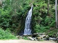 Vodopád - chata k pronajmutí Humenice
