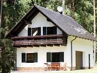 ubytování Ski areál Lipno - Kramolín Chata k pronajmutí - Lojzovy Paseky