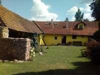 Chalupa - ubytování Horní Stropnice