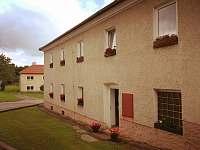 Apartmán ubytování v obci Mohuřice