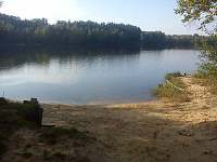 jezera -pískovny