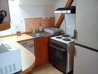 Kuchyň Apartmán č3