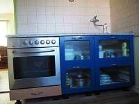 kuchyň - chalupa k pronájmu Malonty - Jaroměř