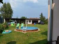 Levné ubytování  Pěnenský rybník - Dřevo Rodinný dům na horách - Jindriš