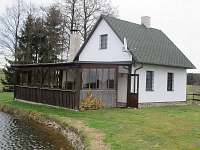 Chata k pronájmu - dovolená Českobudějovicko rekreace Krátošice