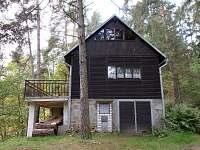 ubytování Jižní Čechy na chatě k pronajmutí - Chřešťovice