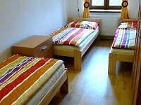 1. třílůžková ložnice