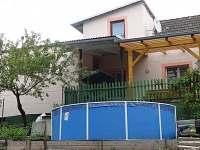 ubytování Moraveč u Chotovin na chalupě