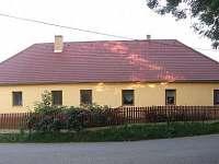 Levné ubytování v Jižních Čechách Chalupa k pronájmu - Předboř