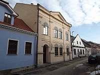 Židovská synagoga Slavonice - Český Rudolec