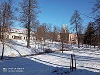 Zimní zámek Malá Hluboká - Český Rudolec