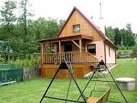 ubytování Lhota Samoty na chatě
