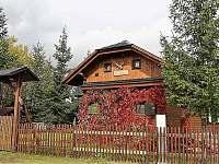 Chata k pronajmutí - dovolená  Dolní Žišpašský rybník rekreace Staré město pod Landštejnem